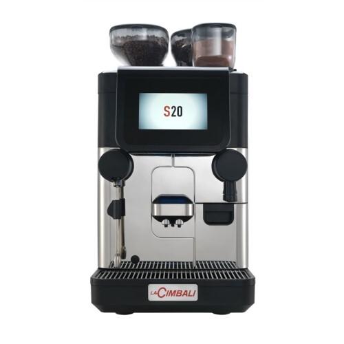 Ekspres do kawy na stacje paliw La Cimbali S20