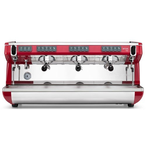 Appia Life 3 Rosso front