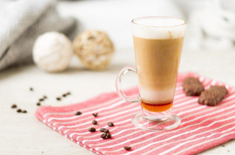 Imbirowe latte