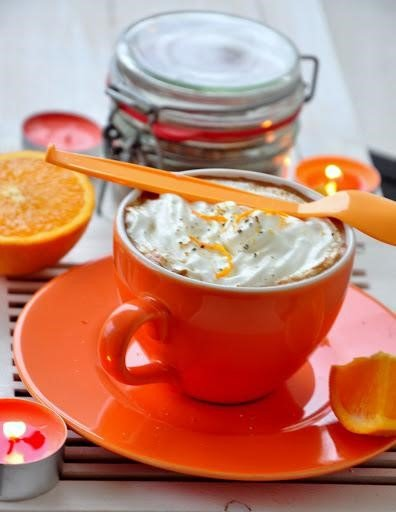 Kawa z pomarancza