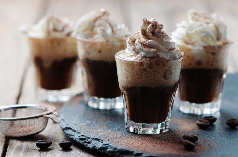 Zimowe Irish Coffee