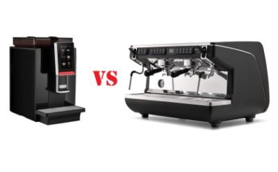 Ekspres automatyczny czy kolbowy – jak wybrać ekspres ciśnieniowy?